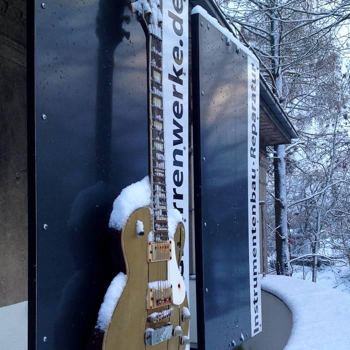 gitarrenwerke.de - WERKSTATT